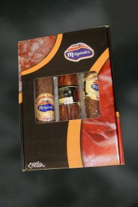 Case of Iberian products