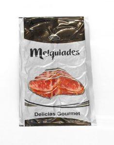 Sliced Iberian fodder-fed loin