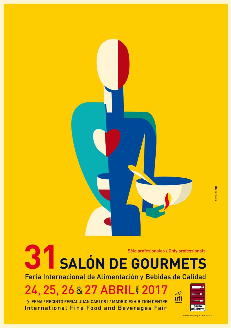 Melquiades Rodríguez estará en la 31ª Edición del Salón de Gourmets